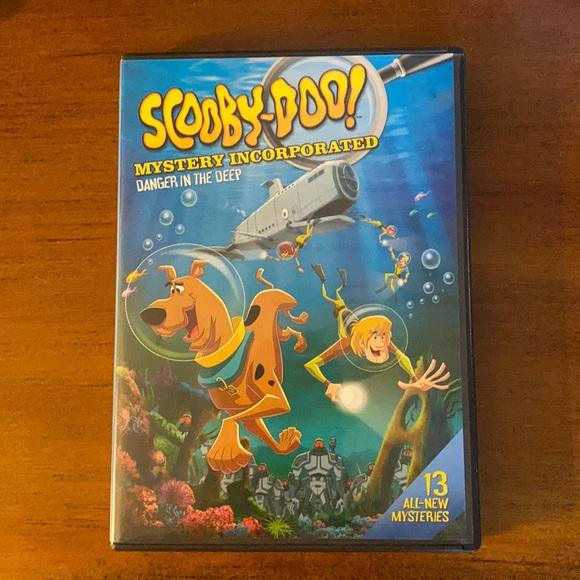 Scooby Doo Mystery Inc, ⚠️Danger in the Deep! 📀